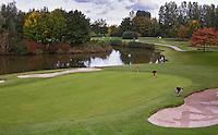 NUMANSDORP - Hole 8. Golfclub Cromstrijen. COPYRIGHT KOEN SUYK