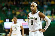 WACO, TX - DECEMBER 18: Odyssey Sims #0 of the Baylor Bears looks on against the Mississippi Lady Rebels on December 18 at the Ferrell Center in Waco, Texas.  (Photo by Cooper Neill) *** Local Caption *** Odyssey Sims
