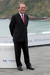 Tommy Lee Jones during the 60th International Film Festival of San Sebastian Guipuzcoa, San Sebastian. Spain. September 28, 2012. Photo By Nacho Lopez / DyD Fotografos / i-images. SPAIN OUT