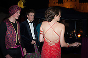 Alice Manners 18th   birthday. Belvoir Castle, Grantham. 12 April 2013.