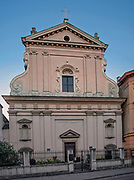 Kościół św. Marcina – zabytkowy kościół ewangelicki w Krakowie przy ul. Grodzkiej. Znajduje się w nim siedziba krakowskiej parafii ewangelicko-augsburskiej oraz diaspory ewangelicko-reformowanej.