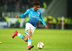 Alex Iwobi of Arsenal - Mandatory by-line: Robbie Stephenson/JMP - 23/11/2017 - FOOTBALL - RheinEnergieSTADION - Cologne,  - Cologne v Arsenal - UEFA Europa League Group H
