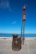 ?In Search of Reason? by Sergio Bustamante, 1999, The Malecon, Puerto Vallarta, Jalisco, Mexico,