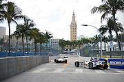 March 14, 2015 - FIA Formula E Miami EPrix: Sam Bird, Virgin Racing