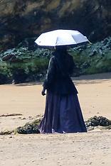 Devon: Rachel Weisz is seen filming My Cousin Rachel - 26 June 2017