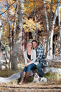 Engagement portrait photography by Kristina Cilia Photography of Vacaville