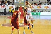 DESCRIZIONE : Roma Lega A 2011-12 Virtus Roma Cimberio Varese<br /> GIOCATORE : Rok Stipcevic<br /> CATEGORIA : tiro<br /> SQUADRA : Cimberio Varese<br /> EVENTO : Campionato Lega A 2011-2012<br /> GARA : Virtus Roma Cimberio Varese<br /> DATA : 30/10/2011<br /> SPORT : Pallacanestro<br /> AUTORE : Agenzia Ciamillo-Castoria/GabrieleCiamillo<br /> Galleria : Lega Basket A 2011-2012<br /> Fotonotizia : Roma Lega A 2011-12 Virtus Roma Cimberio Varese<br /> Predefinita :