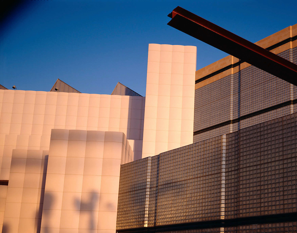 Los Angeles County Museum of Art - Renzo Piano Architect