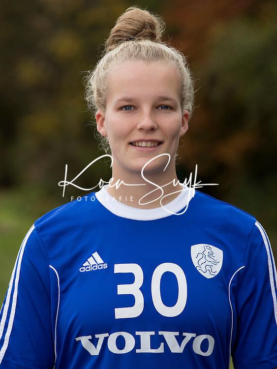 UTRECHT -  ANNE VEENENDAAL . Jong Oranje hockey meisjes -21. COPYRIGHT KOEN SUYK