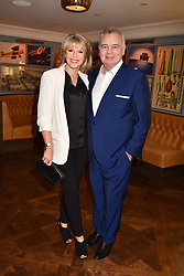 Eamonn Holmes and Ruth Langsford at the opening of The Ivy Cobham Brasserie, Cobham, Surrey, England. 31 May 2017.