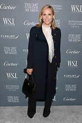 Designer Tory Burch attends the WSJ. Magazine 2017 Innovator Awards at MOMA in New York, NY, on November 1, 2017. (Photo by Anthony Behar/Sipa USA)