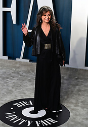 Tracey Ullman attending the Vanity Fair Oscar Party held at the Wallis Annenberg Center for the Performing Arts in Beverly Hills, Los Angeles, California, USA.