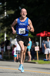 39th Yarmouth Clam Festival 5 Mile Road Race<br /> Bill Mariski, Dirigo RC