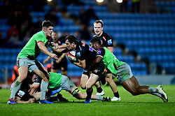 Tom Wyatt of Exeter Chiefs - Mandatory by-line: Ryan Hiscott/JMP - 25/11/2019 - RUGBY - Sandy Park - Exeter, England - Exeter Braves v Harlequins - Premiership Rugby Shield