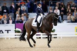 Friberg Paulinda, SWE, Di Lapponia T<br /> Gothenburg Horse Show FEI World Cups 2017<br /> © Hippo Foto - Stefan Lafrentz<br /> 24/02/17