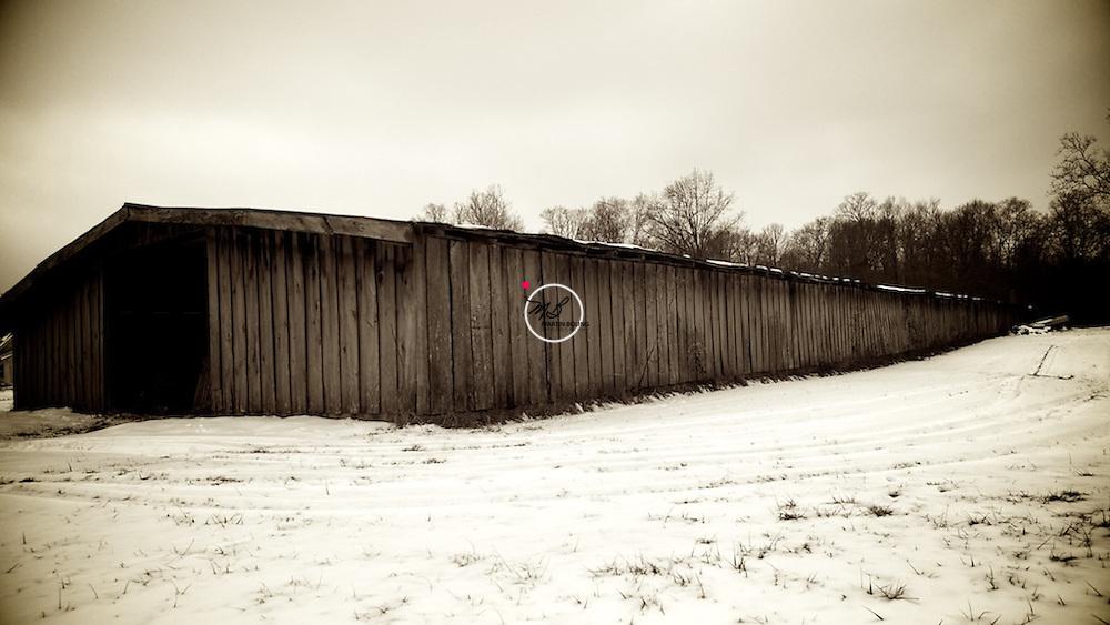 The Long Long Barn