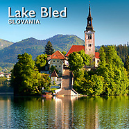 Pictures of Lake Bled Slovania - Photos Images
