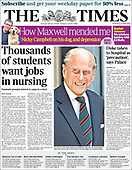 February 18, 2021 (UK): Front-page: Today's Newspapers In United Kingdom