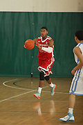 April 8, 2011 - Hampton, VA. USA; LJ Rose participates in the 2011 Elite Youth Basketball League at the Boo Williams Sports Complex. Photo/Andrew Shurtleff