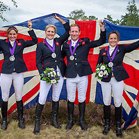 Daily Image Library - Team GBR - FEI European Eventing Championships 2019 - Luhmühlen