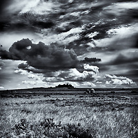 MT Clouds 1<br /> edited & converted to B&W 7/29/18 Printed 8/04/18, signed & numbered 1/1