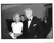 Dr. Gert Rudolph Flick. Chantal Centenary Gala dinner. Tate Gallery. 1 July 1997. © Copyright Photograph by Dafydd Jones 66 Stockwell Park Rd. London SW9 0DA Tel 020 7733 0108 www.dafjones.com
