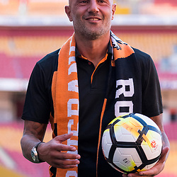 BRISBANE, AUSTRALIA - JULY 24:  during the Brisbane Roar press conference welcoming Massimo Maccarone to Brisbane (Photo by Brisbane Roar / Patrick Kearney)