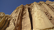 Israel, Eilat Mountains, Amram columns or Amram Pillars in Wadi Amram
