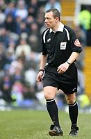 Photo: Mark Stephenson.<br /> Birmingham City v Cardiff City. Coca Cola Championship. 04/03/2007.Referee Mr K Friend