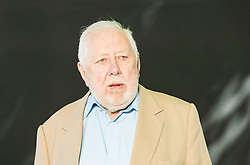 Roy Hattersley appearing at the Edinburgh International Book Festival<br /> <br /> Roy Hattersley, Baron Hattersley, PC, FRSL is a British Labour politician, author and journalist from Sheffield. He was MP for Birmingham Sparkbrook for 33 years from 1964 to 1997.
