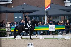 Gal Edward, NED, Glock's Toto US<br /> Nederlands Kampioenschap<br /> Ermelo 2021<br /> © Hippo Foto - Dirk Caremans<br />  05/06/2021