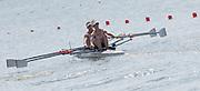 Poznan. Poland. GBR LW2X, Bow. Charlotte TAYLOR and Kat COPELAND,  FISA 2015 European Rowing Championships. Venue Lake Malta. 29.05.2015. [Mandatory Credit: Peter Spurrier/Intersport-images],