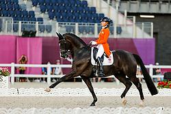Van Baalen Marlies, NED, Go Legend, 153<br /> Olympic Games Tokyo 2021<br /> © Hippo Foto - Stefan Lafrentz<br /> 27/07/2021