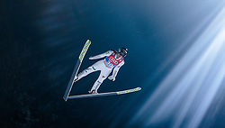 05.01.2016, Paul Ausserleitner Schanze, Bischofshofen, AUT, FIS Weltcup Ski Sprung, Vierschanzentournee, Qualifikation, im Bild Robert Kranjec (SLO) // Robert Kranjec of Slovenia during his Qualification Jump for the Four Hills Tournament of FIS Ski Jumping World Cup at the Paul Ausserleitner Schanze, Bischofshofen, Austria on 2016/01/05. EXPA Pictures © 2016, PhotoCredit: EXPA/ JFK