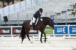 Susan Treabess, (USA), Kamiakin - Individual Test Grade IV Para Dressage - Alltech FEI World Equestrian Games™ 2014 - Normandy, France.<br /> © Hippo Foto Team - Jon Stroud <br /> 25/06/14