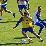 NLD/Katwijk/20100831 - Training Nederlands Elftal kwalificatie EK 2012, Ibrahim Affalay