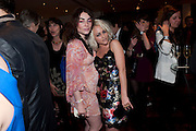 LOIS WINSTONE; JAIME WINSTONE, The after-party after the premiere of Duncan WardÕs  film ÔBoogie WoogieÕ ( based on the book by Danny Moynihan). Westbury Hotel. Conduit St. London.  13 April 2010 *** Local Caption *** -DO NOT ARCHIVE-© Copyright Photograph by Dafydd Jones. 248 Clapham Rd. London SW9 0PZ. Tel 0207 820 0771. www.dafjones.com.<br /> LOIS WINSTONE; JAIME WINSTONE, The after-party after the premiere of Duncan Ward's  film 'Boogie Woogie' ( based on the book by Danny Moynihan). Westbury Hotel. Conduit St. London.  13 April 2010