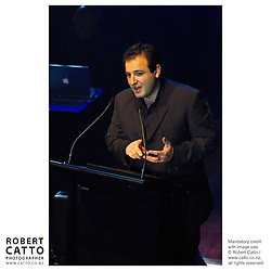 John Psathas at the APRA Silver Scroll Awards 2004 at the Wellington Town Hall, Wellington, New Zealand.<br />