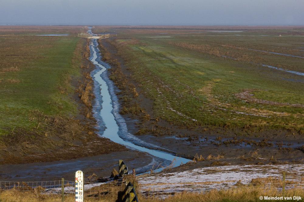 Noorderleeg - Noord-Friesland Buitendijks