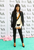 Claudia Winkleman, V&A Summer Party, Victoria and Albert Museum, London UK, 22 June 2016, Photo by Richard Goldschmidt