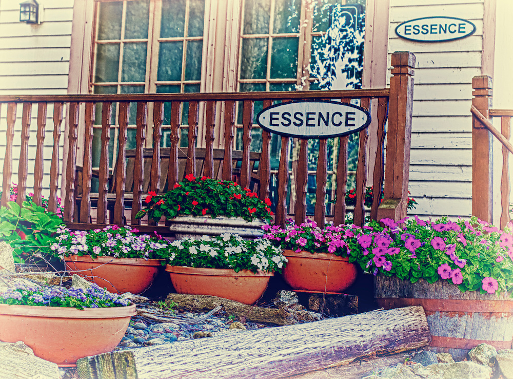 ESSENCE of Lanesboro makes and sells natural body care products. The make many soaps, lotions, natural perfumes, etc. are shop made often for freshness and quality.