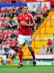 - Photo mandatory by-line: Joseph Meredith / JMPUK - 30/07/2011 - SPORT - FOOTBALL - Championship - Bristol City v West Bromwich Albion - Ashton Gate Stadium, Bristol, England