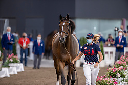Kraut Laura, USA, Baloutinue, 393<br /> Olympic Games Tokyo 2021<br /> © Hippo Foto - Dirk Caremans<br /> 31/07/2021