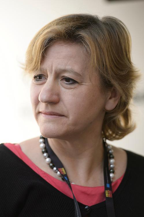 03 June 2015 - Belgium - Brussels - European Development Days - EDD - Trade - Empowering smallholders participation in global supply chains - Caroline Hickson , Director of Brand and Communications © European Union