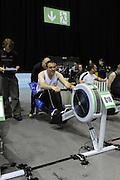 Birmingham, Great Britain, Men's LTA Open, Kenneth FRADLEY, at the 2008 British Indoor Rowing Championships, National Indoor Arena. on  Sunday 26.10.2008 . [Photo, Peter Spurrier/Intersport-images] .