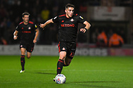 Lynden Gooch of Sunderland (11) attacks forward with the ball during the EFL Sky Bet League 1 match between Doncaster Rovers and Sunderland at the Keepmoat Stadium, Doncaster, England on 23 October 2018.