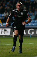 Photo: Steve Bond/Sportsbeat Images.<br />Coventry City v West Bromwich Albion. Coca Cola Championship. 12/11/2007. Paul robinson turns to celebrate