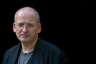 Award-winning Irish author Roddy Doyle, pictured at the Edinburgh International Book Festival, where he talked about his work....