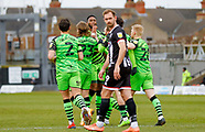 Grimsby Town FC v Forest Green Rovers 060321