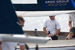 Jesper Radich during qualifying session 3 of the Argo Group Gold Cup 2010. Hamilton, Bermuda. 6 October 2010. Photo: Subzero Images/WMRT